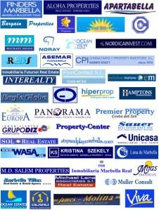 logos hoteles azules